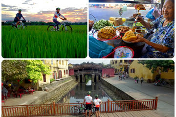 Evening Hoi An Food Tour by Bike