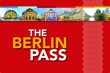Berlin Pass Including Entry to More Than 50 Attractions