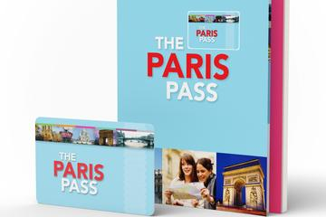 Paris Pass inclusief toegang tot meer dan 60 attracties
