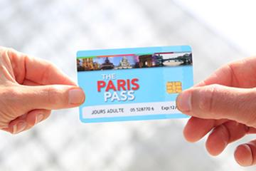 Paris Pass inkludert adgang til over 60 attraksjoner