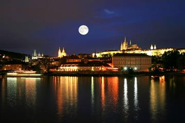 Buffet Dinner Cruise on the Vltava River