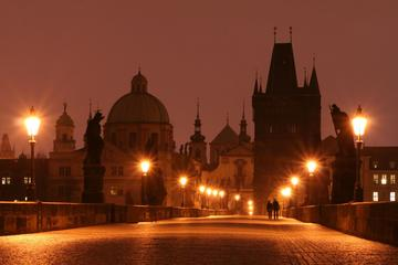 Ghostly and Legends walking tour in Prague