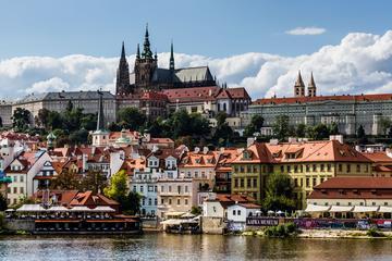 Highlights von Prag: Spaziergang durch die Stadt, Bootstour und...