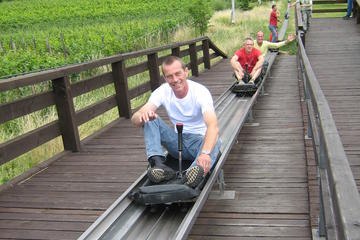 Ride a Bobsled in Prague