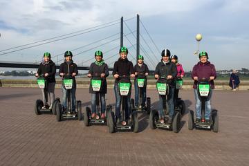 Rhine Segway City Tour in Dusseldorf