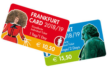 1-Day Frankfurt Card Group Ticket