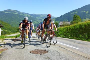 Visite en vélo de 6nuits, en petit groupe, dans la région française...