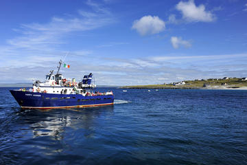 Boat Trip to Inis Oirr in the Aran...