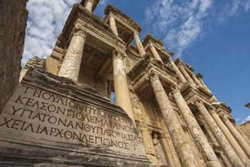 Private Day Tour of Ephesus From Kusadasi