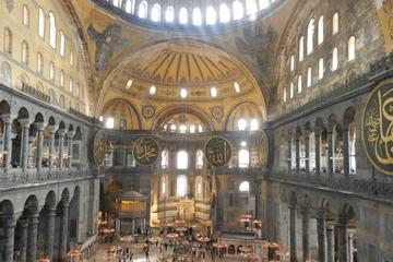 Recorrido bizantino de medio día en Estambul