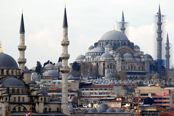 Recorrido guiado privado de un día por Estambul