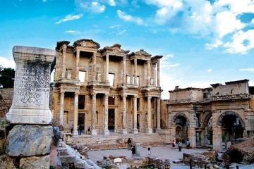 Recorrido privado en Éfeso con los...
