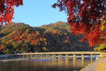 大阪発京都嵐山への日帰り旅行