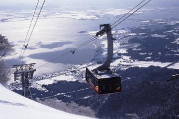 Day Trip by Bus to Biwako Valley Ski Resort from Osaka