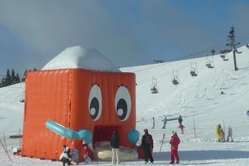Day Trip by Bus to Hakodateyama Ski Resort from Kyoto