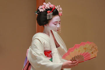 Maiko Performance and Traditional Kyoto Cuisine Experience Day Tour,Kyoto dep