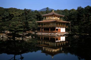Tagesausflug mit dem Bus nach Kyoto...