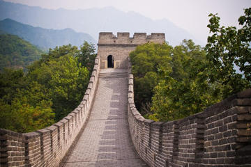 北京発の慕田峪長城の終日ツアー、昼食付き