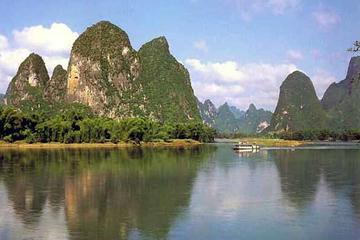 Crociera sul fiume Li e tour di una giornata intera a Guilin e