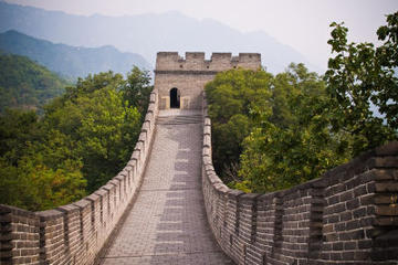 Great Wall of China at Mutianyu...