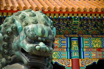 Historische Führung durch Peking einschließlich Verbotene Stadt...