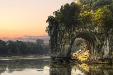 Private Guilin Full Day Tour including Fubo Hill, Reed Flute Cave...