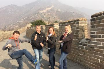 Private Tour: Ming Tombs and Mutianyu...