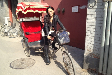 Rikscha-Tour Alte Hutongs von Peking