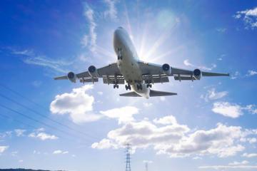 Traslado compartilhado de chegada: Hotel ao Aeroporto Internacional...