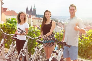 Prague Electric Bike Private Guided Tour