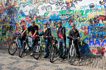 Private 3-stündige Fahrradtour in Prag
