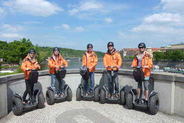 Private Half-Day Segway Tour in Prague