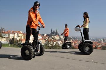 Privater Segway-Ausflug und Besichtigungstour in Prag
