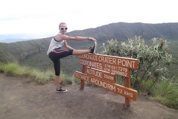 1-Day Hiking Adventure at Mount Longonot Fron Nairobi