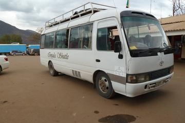 Shuttle Bus Services: Nairobi - Arusha - Moshi - Kilimanjaro