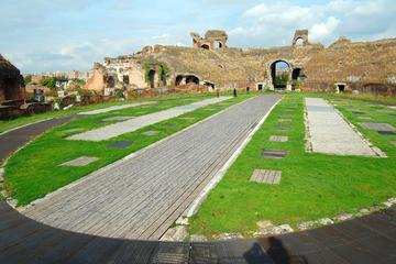 Ancient Capua Private Tour with Mozzarella Tasting