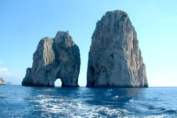 Capri and Blue Grotto Private Day Trip