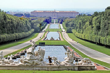 Caserta Royal Palace and Gardens...