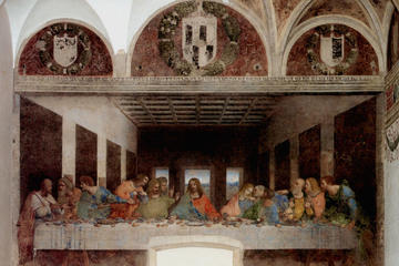 Da Vinci's Last Supper and Sforza Castle Courtyards Private Tour