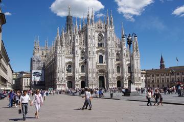 Excursión privada: visita turística de Milán