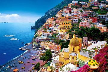 Excursion en bord de mer: de Naples à Pompéi, Sorrente et la côte...