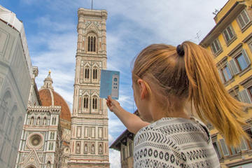 Florence Sightseeing Tour for Kids and Families with Local Guide