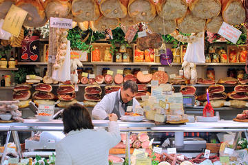 Florence Street Food and Sightseeing Tour with a Local Guide