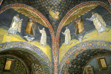 Ravenna and its Mosaics Private Tour with Piadina Tasting