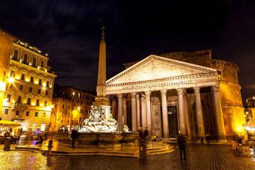 Rome by Night Walking tour Including...