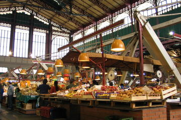 San Lorenzo Market Food and Wine Tour in Florence