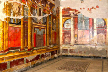 Skip-the-line Private Tour of Ancient Pompeii and Oplonti with local guide