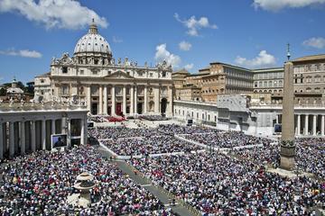 Skip-the-line tour of Saint Peter's...