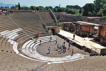Skip-the-lines Private Tour of Pompeii Including the Theatre the...