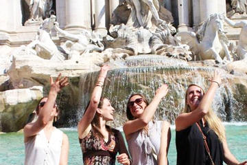 Small-Group Walking Tour: Rome Highlights - Pantheon,Trevi Fountain and Spanish Steps